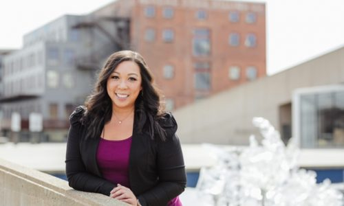 Staff Spotlight: Christina Lee, Deputy Director